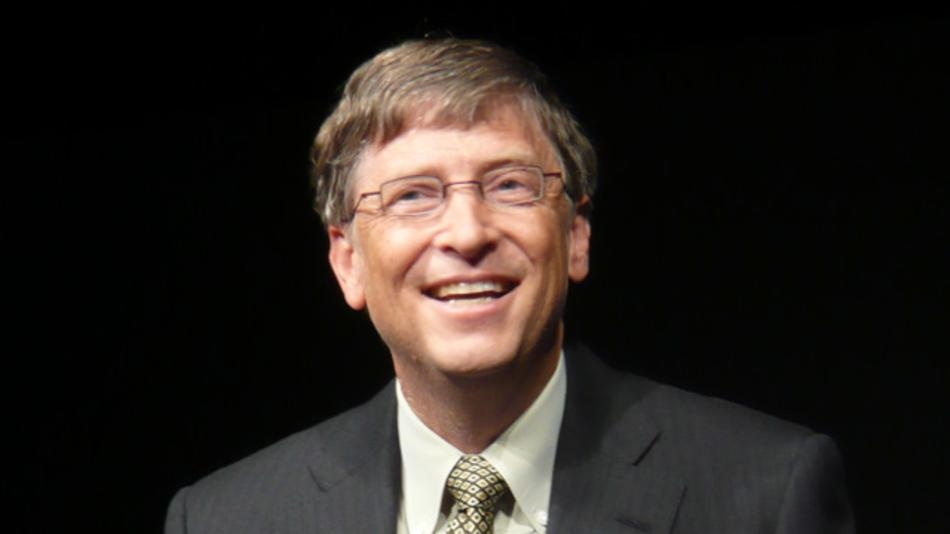 Bill Gates. Foto:Archivo