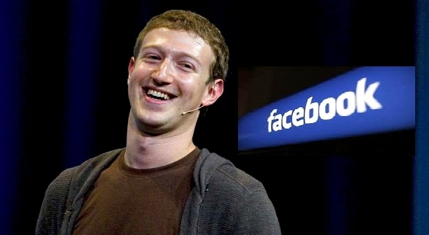 Mark Zuckerberg, CEO de Facebook. Foto:theclinic.cl