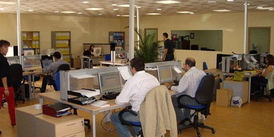 Un espacio adecuado genera un mejor desempe o laboral for Oficinas del inss en madrid capital