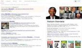 El nombre de Nelson Mandela, la búsqueda más frecuente en Google en 2013