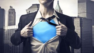 Ser líder no es ser un superheroe