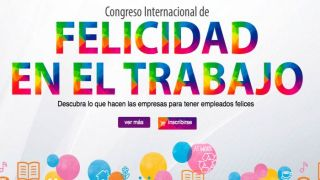 Congreso Internacional de Felicidad en el Trabajo
