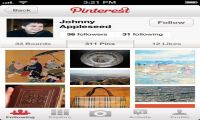 Pinterest lanzó una versión beta  de su app para Windows Phone