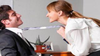 ¿Es lícito coquetear en el lugar de trabajo?