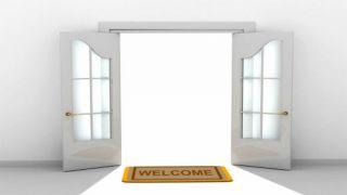 ¿Cómo aplicar la política de puertas abiertas?