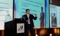 """""""Soy un líder que busca la participación y entender las cualidades de su equipo de trabajo"""": Francisco Scasserra"""
