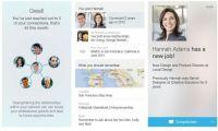 Con nueva aplicación, LinkedIn busca mejorar las relaciones profesionales