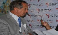 """""""No hay empresa exitosa sin que los trabajadores estén bien"""":  Carlos Fernández Sousa"""