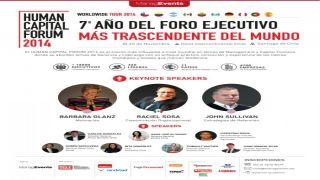 Séptima edición del Human Capital Forum Chile 2014