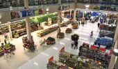 Wal-Mart un 1,1% más en el primer trimestre