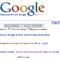 Google modificará su clásica página de inicio