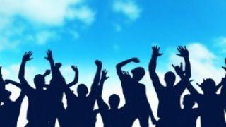 Alineamiento feliz, empleados felices hacen clientes felices