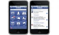 Facebook ya tiene más usuarios en los celulares que en la web