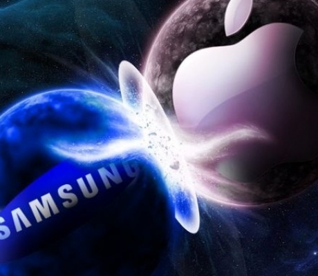 Apple achica la distancia con Samsung