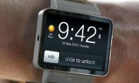 Una patente de Apple muestra un posible iWatch con pantalla flexible