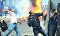 Tres muertos en Egipto, en otro día de represión
