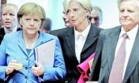 """Merkel: """"Ahora o nunca"""""""