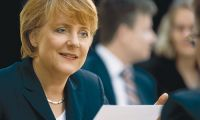 """Angela Merkel: """"El pacto fiscal de Europa no se renegociará"""""""