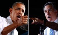 Obama y Romney se enfrentan en primer debate