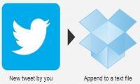 Copia de seguridad de Twitter... ¡en tu Dropbox!