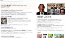 El ex presidente sudafricano fallecido en diciembre fue el nombre más requerido en todo el mundo. Otros célebres fallecidos como Paul Walker y Cory Monteith están en el Top 5 junto al iPhone 5S y el Harlem Shake. Foto:elquetzalteco.com.gt