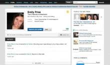 Los recruiters normalmente visitar el perfil de LinkedIn del candidato al recibir su CV (el 80% de todos los recruiters lo hace). Foto:entermedia.mx