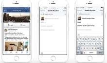 Como la red social de Zuckerberg ya era utilizada por muchos usuarios para realizar transacciones comerciales, la empresa potenciará esta alternativa y optimizará sus usos comerciales. Foto: