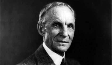 Henry Ford, fundador de la compañía de automóviles Ford. Foto:philanthropyroundtable.org