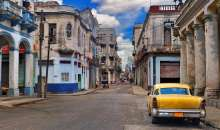 La Habana, Cuba.Foto:imagenes.todoviajes