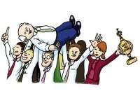 Ayude a las personas a entender cómo su trabajo se ajusta a las metas de la empresa. Foto:empresariados
