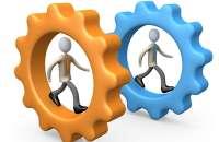 La regla de oro de las empresas altamente productivas nos permite comprender que las empresas son sistemas orgánicos que bien gestionados funcionan con independencia de la gerencia, de la figura del líder. Foto:b1sales.com