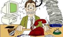 """""""Trabajar más horas no necesariamente implica rendir más"""", confirma un estudio publicado por el Center for a New American Dream. Foto:cuv3.com"""