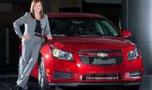 Mary Barra, CEO de General Motors. Foto:i.telegraph.co.uk
