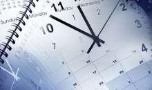 Saber administrar el tiempo es importante para poder ser productivo. Foto:diez-euros.com