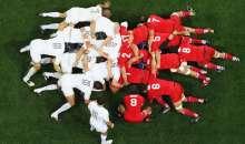 Como equipo tienen un objetivo común, diseñan una estrategia que necesita del esfuerzo colectivo. Foto:desdeabajorugby.com