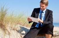 En la actualidad, la movilidad forma parte de la cotidianeidad laboral de cualquier ejecutivo. Foto:abc