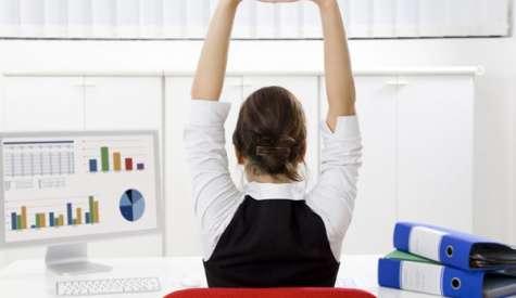 Estos consejos permitirán que los empleados sean más saludables y productivos. Foto:Muypymes