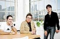 Fundadores del microblogging Twitter. Foto:finanzas.com