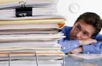 Es normal que un empleado se desmotive si tiene años en el mismo trabajo. Foto:Archivo
