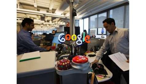 De las miles de solicitudes de empleo que llegan a este gigante tecnológico, el 80% son rechazados. Foto:.infobae.com