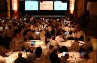Evaluar el presupuesto es uno de los puntos claves a la hora de organizar un evento empresarial.Foto:linkaudiovisual