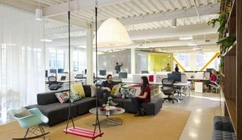 Actualmente el estilo de oficinas ha cambiado en las empresas. Foto:arqhys.com