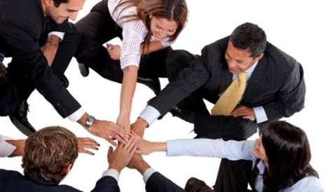 Un equipo de trabajo sólido es capaz de sacar adelante una empresa y de aumentar en un altísimo porcentaje la productividad total de la misma. Foto:archivo