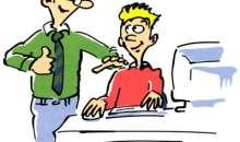 La comunicación asertiva es importante para tener un adecuado clima en la organización. Foto:vvpraxisbox.de