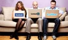 Las redes sociales ya no son utilizadas para socializar con amigos. Ahora tienen fin corporativo.    Foto:sosuaonline.net