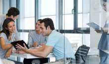 El estudio elaborado por D'arriens demuestra que el 76% de los Millennials busca oportunidades para aprender dentro del trabajo. Foto:pcworld.es
