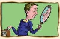 Las características clásicas del narcisismo son el egocentrismo, el interés personal. Foto:gamefak.files.wordpress.com