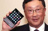 john chen, CEO de Blackberry. Foto:muycomputerpro.com