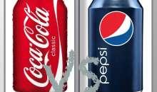 La rivalidad entre grandes marcas ha sido un tema que mantiene en movimiento el mercado. Foto:labatalladelasmarcas