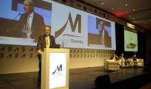 Joachim Maier, Presidente de Mercedes Benz Argentina participó como speaker en el Human Capital Forum Argentina 2014. Foto: Management Journal